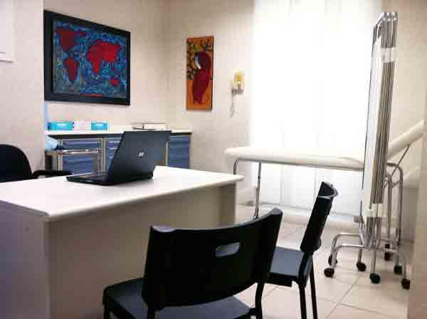 Centro Medico Città di Milano - Una stanza